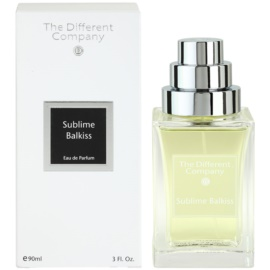 The Different Company Sublime Balkiss Eau De Parfum pentru femei 90 ml reincarcabil