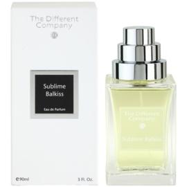 The Different Company Sublime Balkiss eau de parfum nőknek 90 ml utántölthető