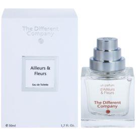 The Different Company Un Parfum d´Ailleurs et Fleurs toaletná voda pre ženy 50 ml