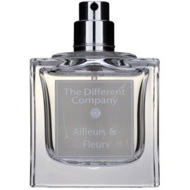 The Different Company Un Parfum d´Ailleurs et Fleurs туалетна вода тестер для жінок 50 мл