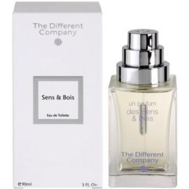 The Different Company Sens & Bois Eau de Toilette für Damen 90 ml Nachfüllbar