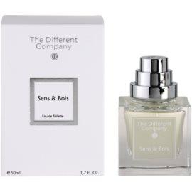 The Different Company Sens & Bois Eau de Toilette para mulheres 50 ml