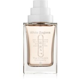 The Different Company White Zagora Eau de Toilette para mulheres 100 ml recarregável