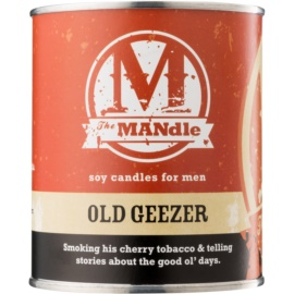 The MANdle Old Geezer Scented Candle 425 g