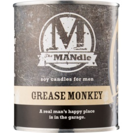 The MANdle Grease Monkey ароматна свещ  425 гр.
