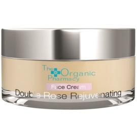 The Organic Pharmacy Skin krem odmładzający i rozświetlający na dzień  50 ml