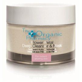 The Organic Pharmacy Skin hloubkově čisticí maska  60 g