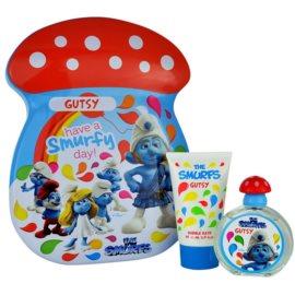 The Smurfs Gutsy Gift Set  I. Eau de Toilette 50 ml + Badschuim 75 ml