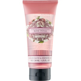 The Somerset Toiletry Co. Rose Petal Shower And Bath Gel With The Scent Of Roses  200 ml