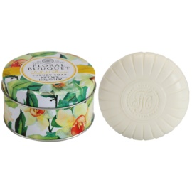 The Somerset Toiletry Co. Floral Bouquet Daffodil Flower luxusní tuhé mýdlo  150 g
