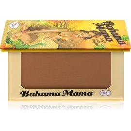 theBalm Bahama Mama bronzer, cienie i puder do konturowania w jednym  6,3 g