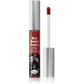 theBalm Meet Matt(e) Hughes długotrwała szminka w płynie odcień Loyal 7,4 ml