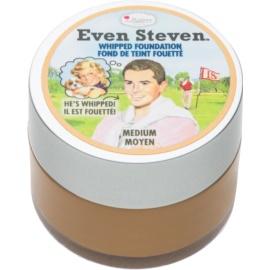 theBalm Even Steven pěnový make-up odstín Medium 13,4 ml