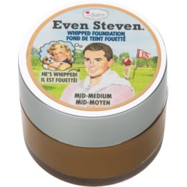 theBalm Even Steven fond de ten sub forma de spuma culoare Mid-Medium 13,4 ml