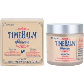 theBalm TimeBalm Skincare Almond Microdermabrasion Face Exfoliating Scrub peeling do twarzy  70 ml