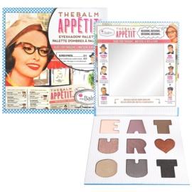 theBalm Appétit paleta očních stínů se zrcátkem  13,5 g