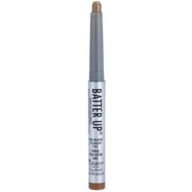theBalm Batter Up® дълготрайни сенки за очи в молив цвят 04 Shutout 1,6 гр.