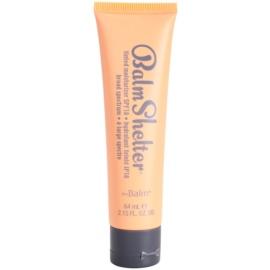 theBalm BalmShelter tónovací hydratační krém SPF 18 odstín Light SPF 18  64 ml