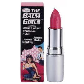 theBalm Girls rúž odtieň Anita Boytoy 4 g
