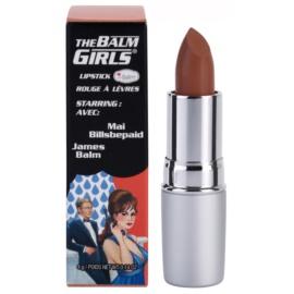 theBalm Girls ruj culoare Mai Billsbepaid 4 g