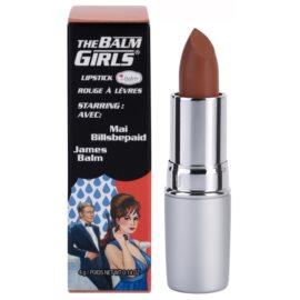 theBalm Girls szminka odcień Mai Billsbepaid 4 g