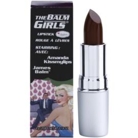 theBalm Girls rúž odtieň Amanda Kissmylips 4 g