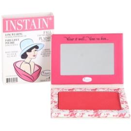 theBalm Instain blush em pó para efeito duradouro tom Toile  6,5 g