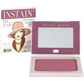 theBalm Instain blush em pó para efeito duradouro tom Pinstripe  6,5 g