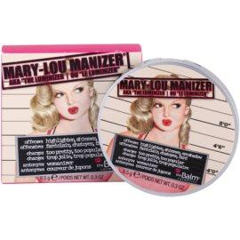 theBalm Mary - Lou Manizer iluminador, sombra e delineador em um  8,5 g