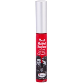 theBalm Meet Matt(e) Hughes dolgoobstojna tekoča šminka odtenek Sentimental 7,4 ml