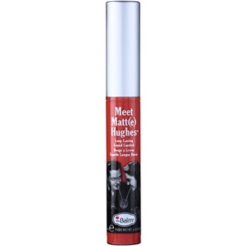 theBalm Meet Matt(e) Hughes dolgoobstojna tekoča šminka odtenek Doting 7,4 ml