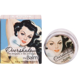 theBalm Overshadow minerale fard ochi culoare If You're Rich, I'm Single 0,57 g