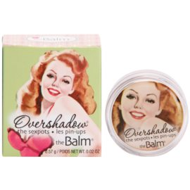 theBalm Overshadow minerale fard ochi culoare Work is Overrated 0,57 g