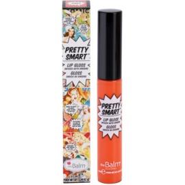 theBalm Read My Lips lesk na pery odtieň POP! 6,5 ml