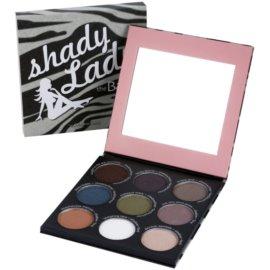theBalm Shady Lady paleta očních stínů  17 g
