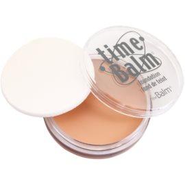 theBalm TimeBalm make-up pro střední až plné krytí odstín Light / Medium  21,3 g