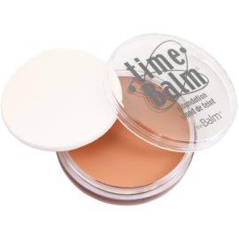 theBalm TimeBalm make-up pro střední až plné krytí odstín Mid / Medium  21,3 g