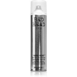 TIGI Bed Head Hard Head lak za lase z močnim utrjevanjem  385 ml