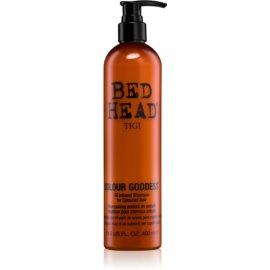 TIGI Bed Head Colour Goddess olaj sampon festett hajra  400 ml