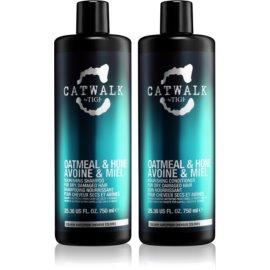 TIGI Catwalk Oatmeal & Honey lote cosmético I. (para cabello maltratado o dañado)