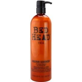 TIGI Bed Head Colour Goddess champô oleoso para cabelo pintado  750 ml