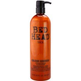 TIGI Bed Head Colour Goddess olejový šampon pro barvené vlasy  750 ml