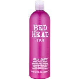 TIGI Bed Head Fully Loaded šampon pro objem  750 ml