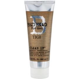 TIGI Bed Head B for Men čisticí kondicionér proti padání vlasů  200 ml