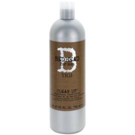 TIGI Bed Head B for Men čisticí kondicionér proti padání vlasů  750 ml