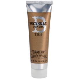 TIGI Bed Head B for Men sampon mindennapi használatra  250 ml