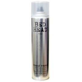 TIGI Bed Head Hard Head laca de pelo fijación fuerte  385 ml