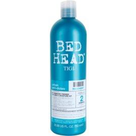 TIGI Bed Head Urban Antidotes Recovery sampon száraz és sérült hajra  750 ml