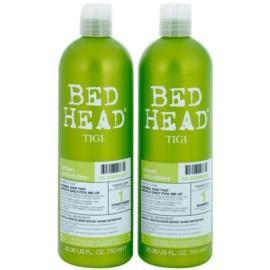 TIGI Bed Head Urban Antidotes Re-energize szett a ragyogóan fényes hajért 2 db