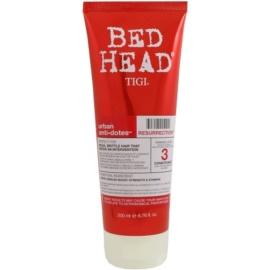 TIGI Bed Head Urban Antidotes Resurrection kondicionér pro slabé, namáhané vlasy  200 ml
